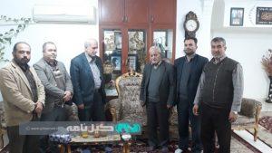 "۱۶۴۴۵۳ 1 300x169 - ""دیدار تعدادی از اعضای حزب اسلامی کار گیلان با خانواده شهیدان شعبان نژاد""+عکس"